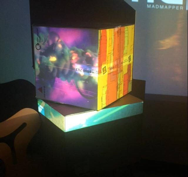 Prototype and projection testing 1